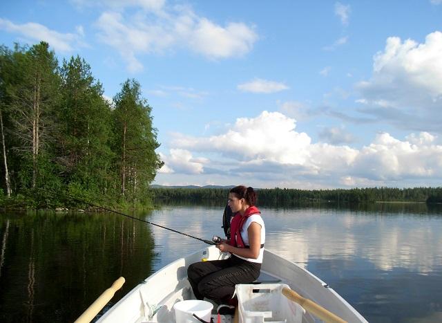 Sportski ribolov na slatkim vodama