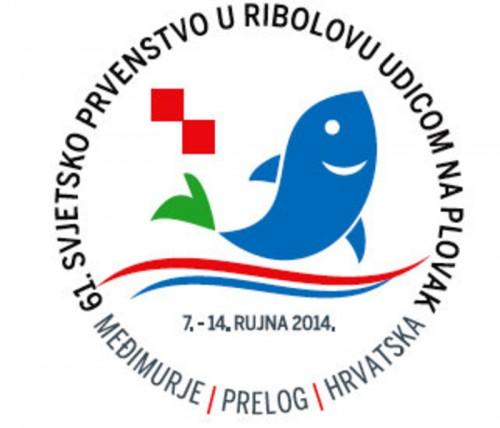 61. Svjetsko prvenstvo u lovu ribe udicom na plovak - Prelog 2014.