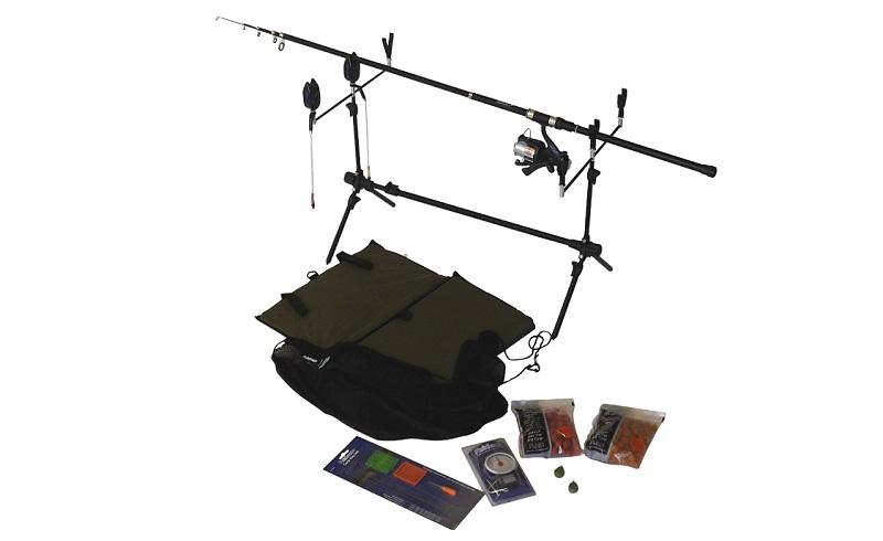 Pribor i oprema u modernom šaranskom ribolovu