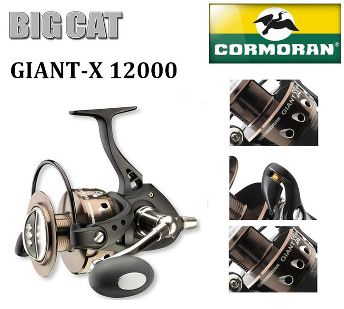 Big Cat GIANT-X model 12000
