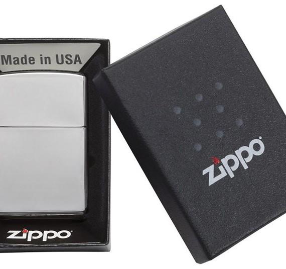 zippo upaljač classic polirani